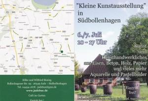 Zollamt-Galerie AlexS-Design im Juli auf Tour